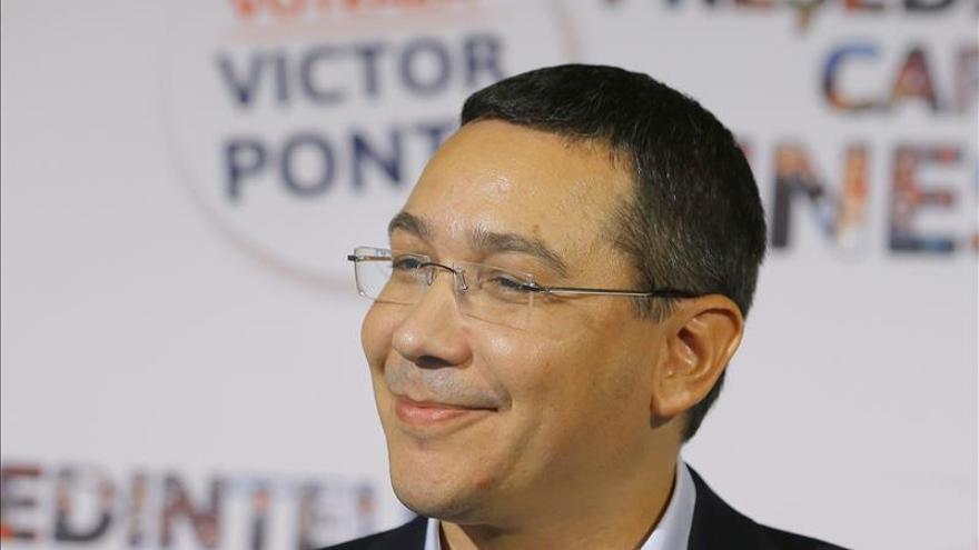 El recuento confirma que Ponta e Iohannis lucharán por la Presidencia rumana