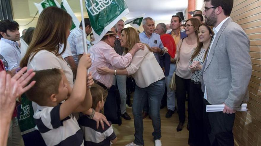 """Díaz asegura que llevarán al """"límite"""" la transparencia en esta legislatura"""