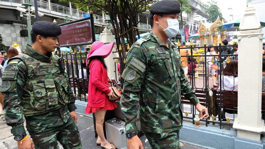 Insurgentes musulmanes reclaman la autoría de una serie de atentados en Tailandia