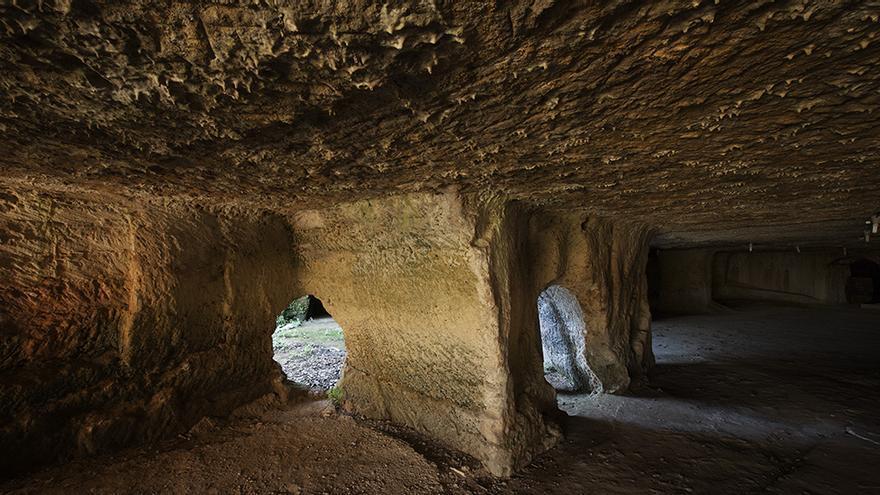 Cuevas romanas de Córdoba.