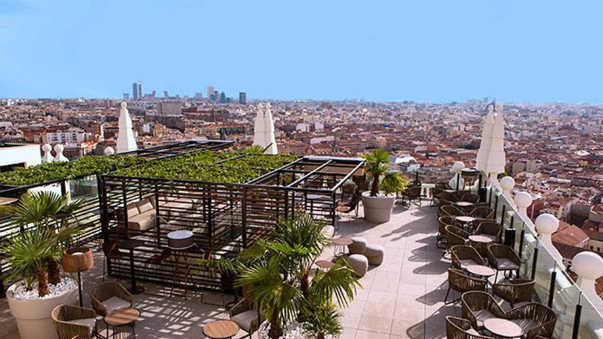 Edificio España, RIU, TimeOut