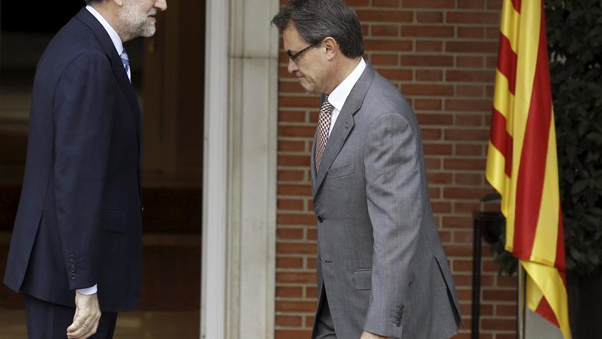 Mas anunciará la próxima semana qué hará tras el 'no' de Rajoy al pacto fiscal