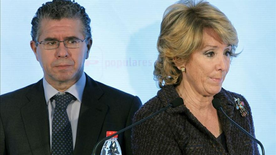 Aguirre cree que las explicaciones que ha dado Granados no son suficientes