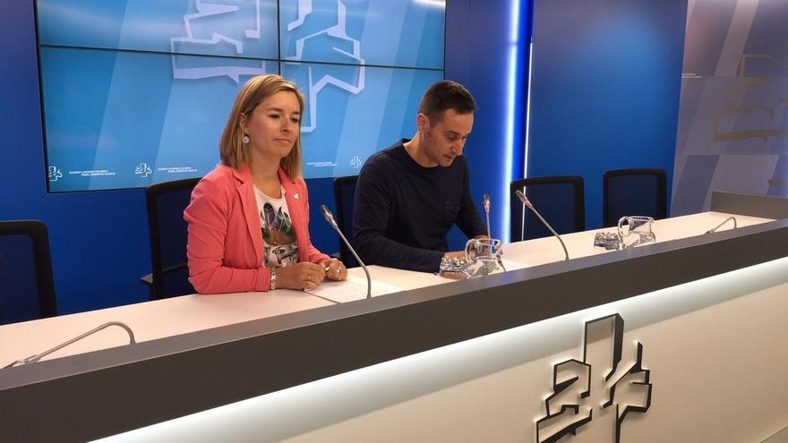 """EH Bildu exige al Gobierno vasco que """"frene"""" la """"grave y constante merma"""" de los recursos destinados a I+D"""