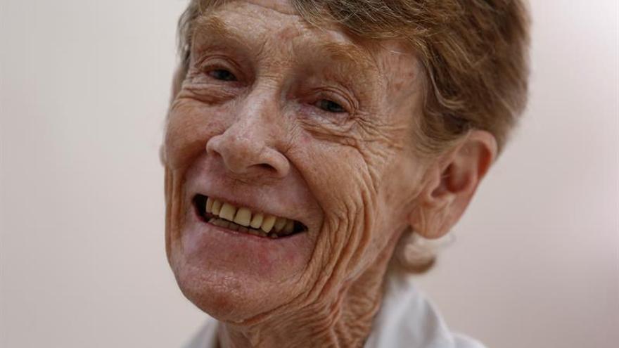 La hermana Patricia Fox, la monja australiana que enfadó a Duterte
