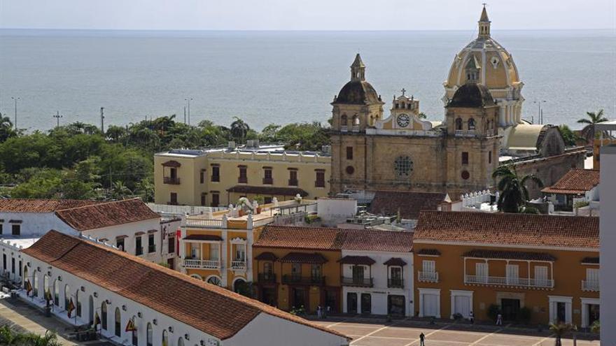 """Cartagena, convertida en la """"ciudad de la paz"""", acoge la firma del acuerdo con las FARC"""