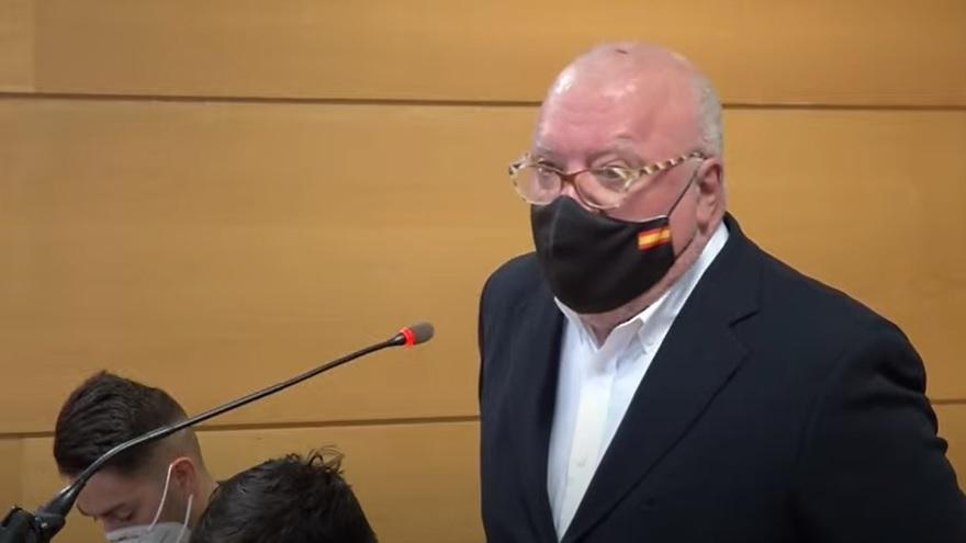 Juicio contra el comisario jubilado y en prisión provisional José Manuel Villarejo