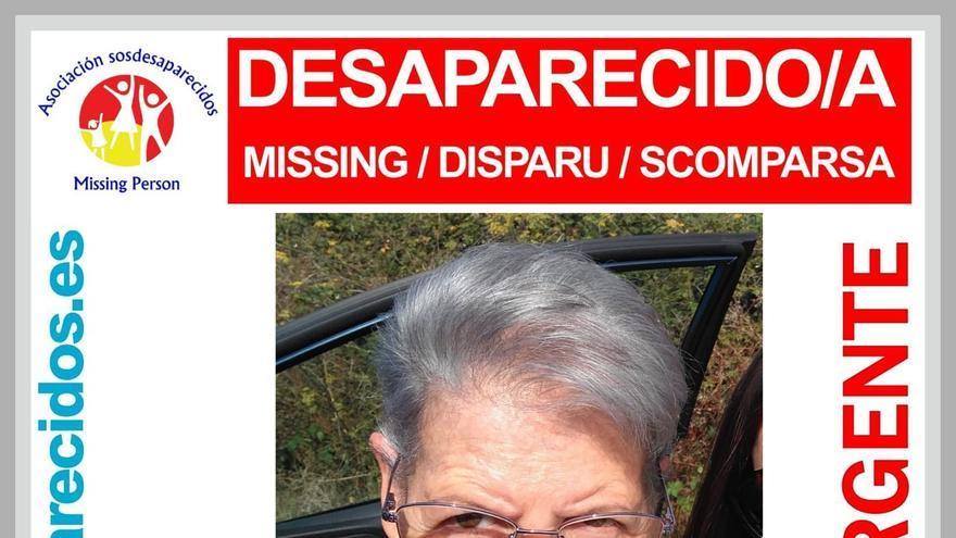 Miguelina Candelaria, desaparecida en Tenerife este jueves 15 de agosto.