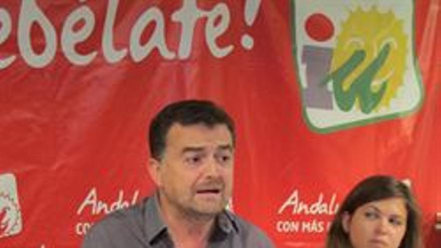 Maíllo anuncia una campaña en defensa del decreto antidesahucios con concentraciones en todas las capitales