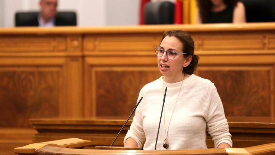 Úrsula López, médico y diputada de Ciudadanos en las Cortes de Castilla-La Mancha