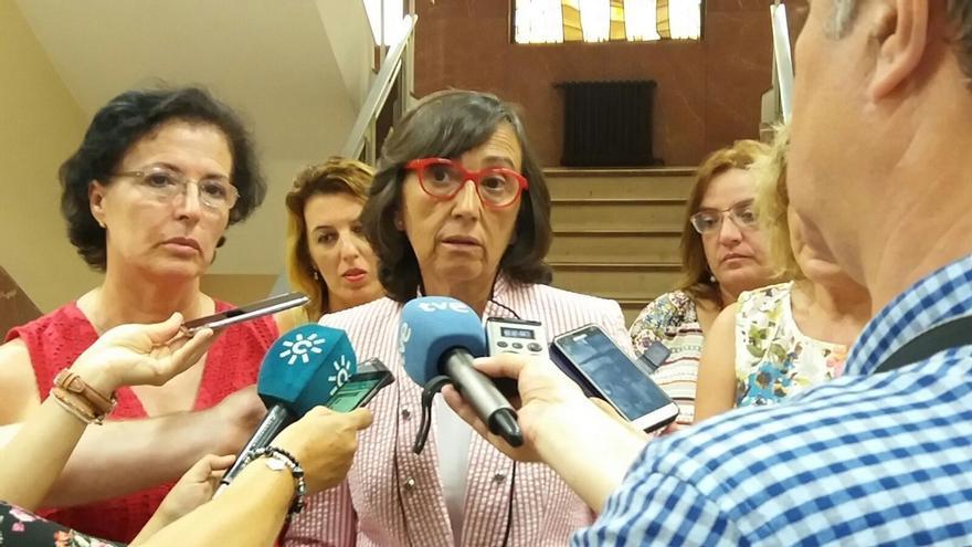 """Junta considera que Juana Rivas """"no puede estar escondida para siempre"""" aunque """"respetará"""" su decisión"""