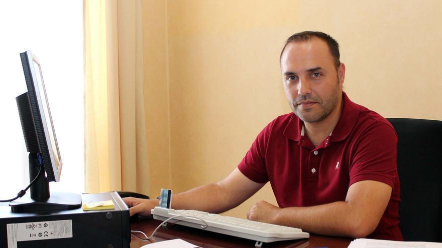 Luis Camacho apuesta por la igualdad de oportunidades en el empleo público.