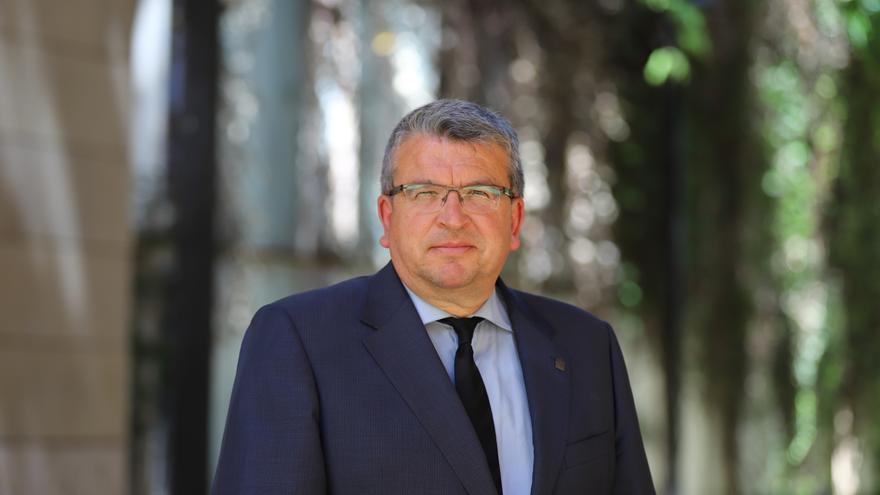 Fernando Llopis, diputado de Ciudadanos en las Corts.