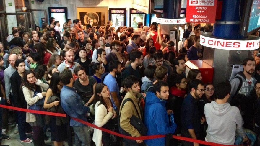La Fiesta del Cine/ Juan Luis Sánchez
