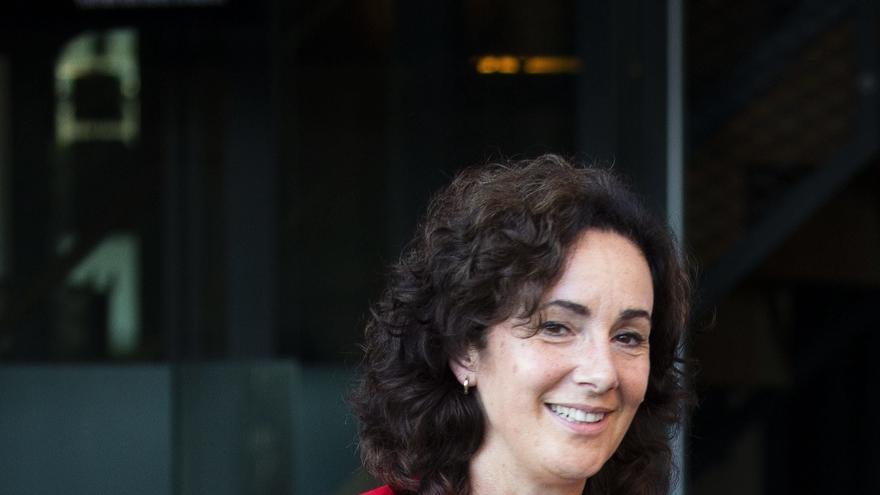 La alcaldesa de Amsterdam, Femke Halsema