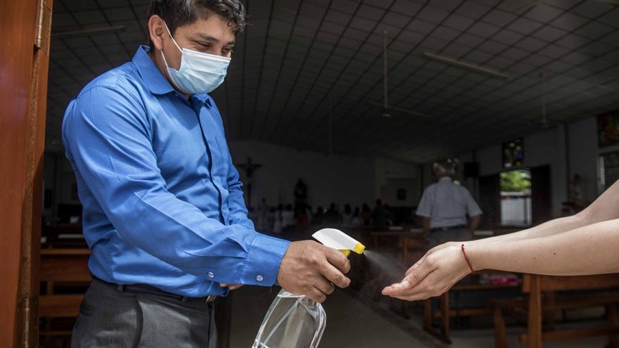 Nicaragua reporta 91 contagiados y un fallecido por covid-19 en la última semana
