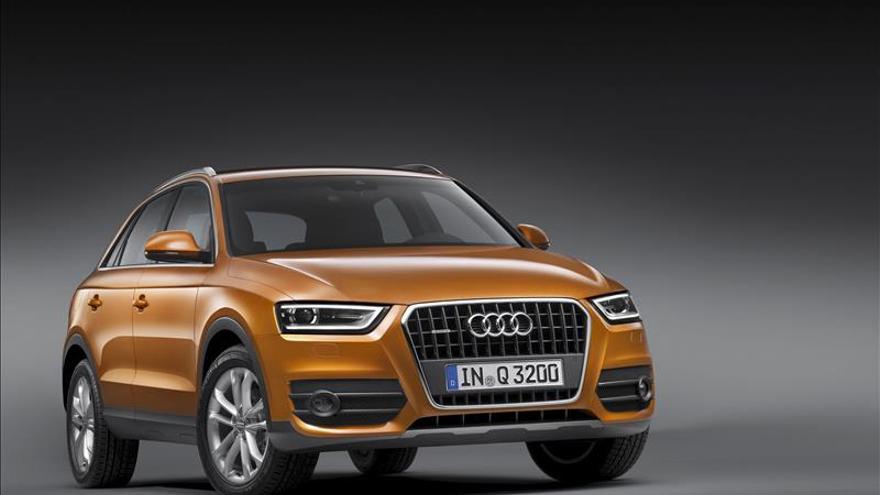 El nuevo Audi Q3 que se hará en Martorell.