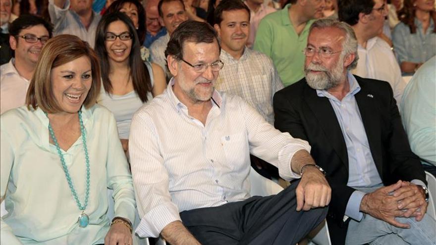 """Rajoy dice que """"la política importa"""", porque """"no es lo mismo que gobierne uno que otro"""""""