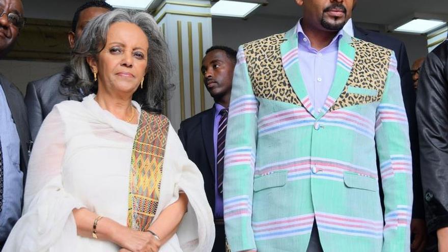 Etiopía elige a su primera presidenta, la única en toda África