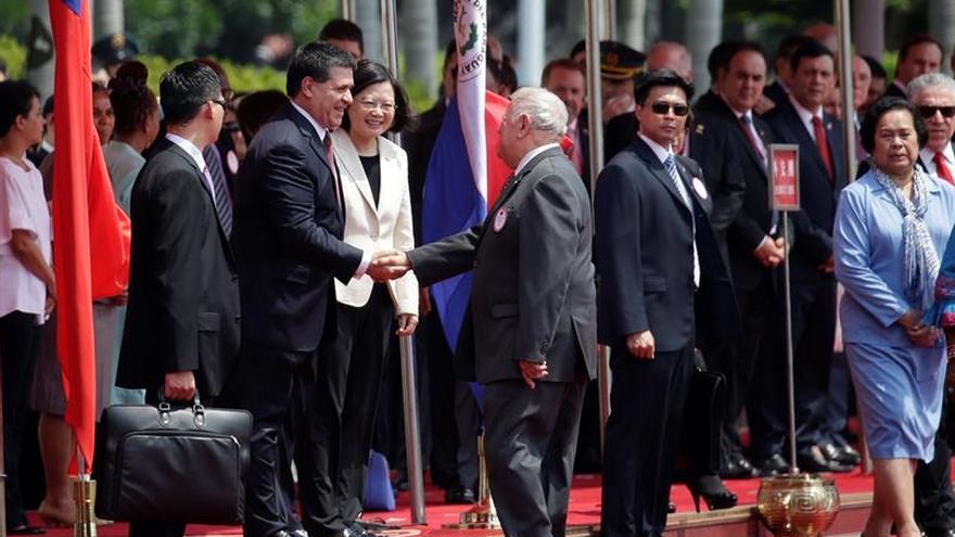 Taiwán y Paraguay celebran y reafirman lazos en 60 aniversario con acuerdos