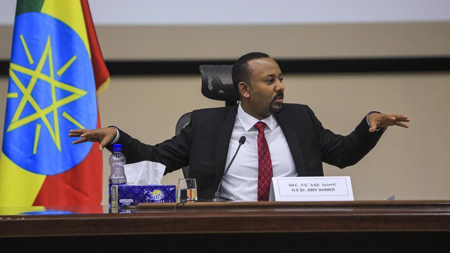 Abiy Ahmed Ali, primer ministro de Etiopía
