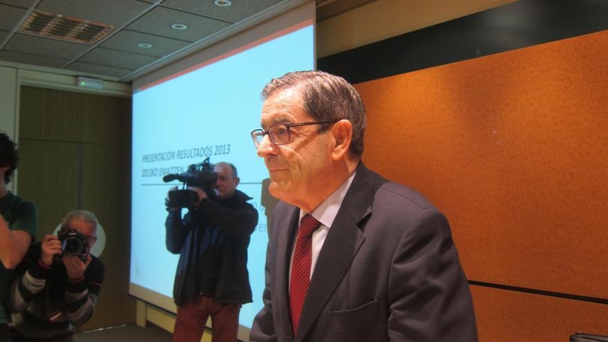 Mario Fernández desconoce denuncia alguna de Kutxabank contra su persona y se reserva emprender acciones legales