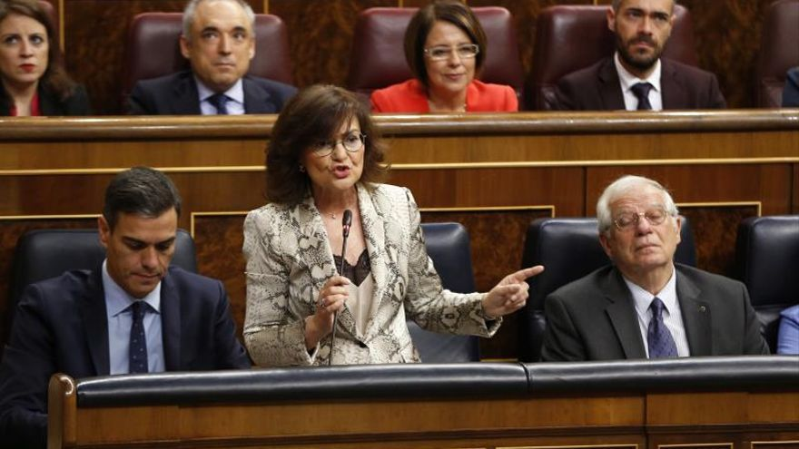 Calvo a Cs: Su modelo vulnera que el Poder Judicial rinda cuentas en el Congreso