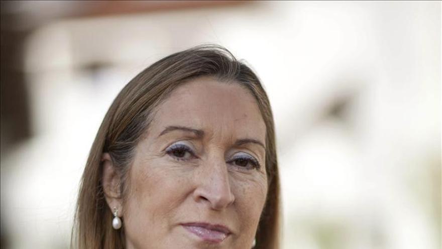 Pastor afirma que el ebitda de Aena va a superar los 1.500 millones en 2013