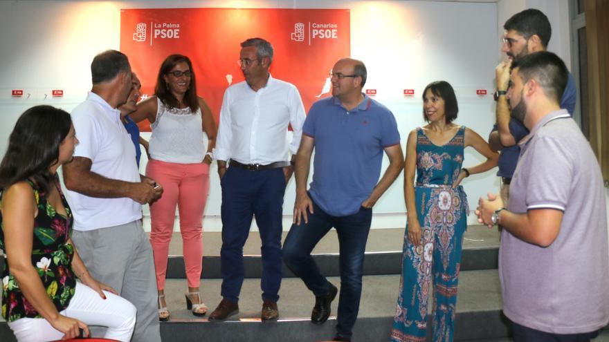 Ejecutiva del PSOE.