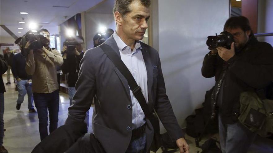 Toni Cantó habla hoy con los afiliados de Valencia para buscar un posible acuerdo con Ciudadanos