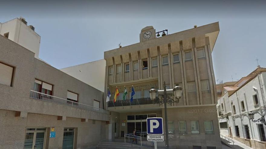 Sede del Ayuntamiento de Roquetas de Mar
