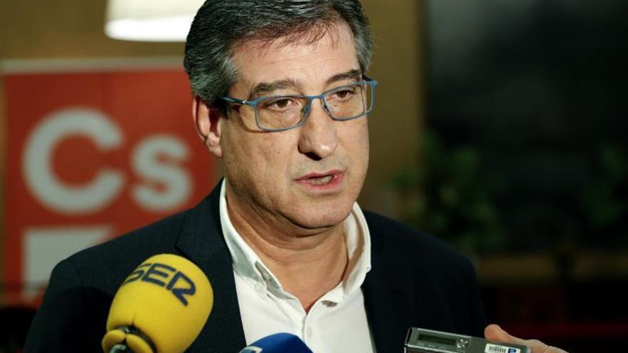 La gestora de Cs destituye a Ignacio Prendes como portavoz en Asturias