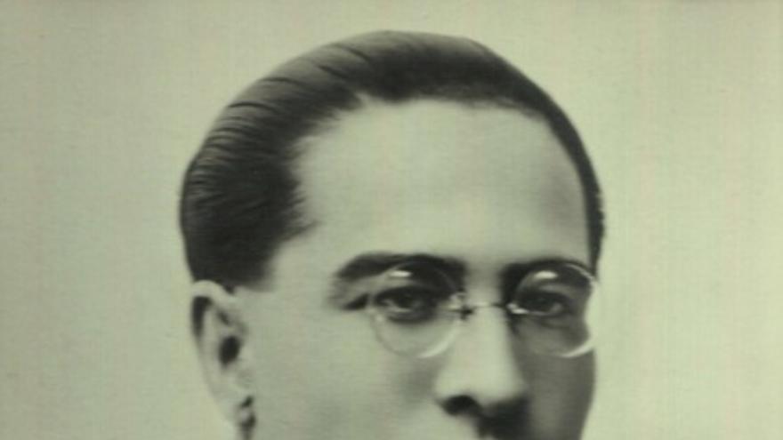 Foto de Amado Viera Amores, alcalde asesinado el 25/09/1936