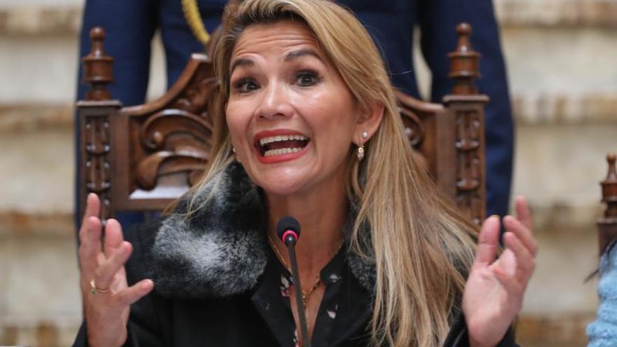 Bolivia: el golpe negado