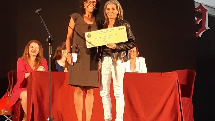 Ana Vidal (i) y Ana Trujillo.