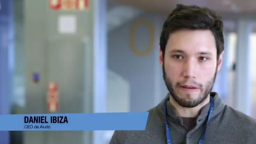 David Ibiza, CEO de Aiudo