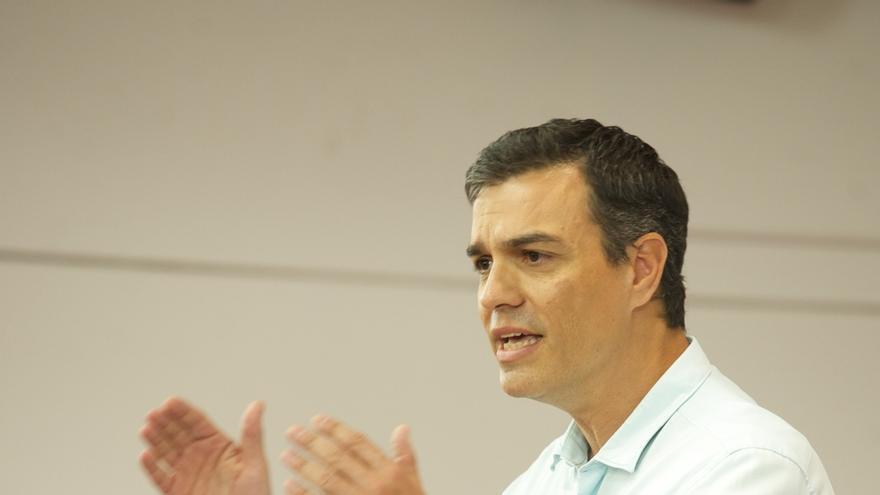 """Sánchez acudirá a la reunión a """"escuchar"""" a Rajoy y le trasladará el no del PSOE a su investidura"""