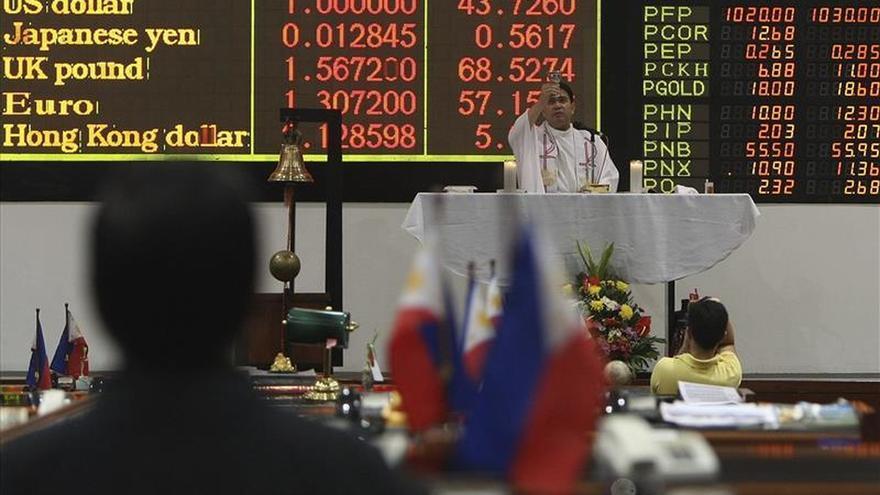 Las bolsas del Sudeste Asiático abren con mayoría a la baja