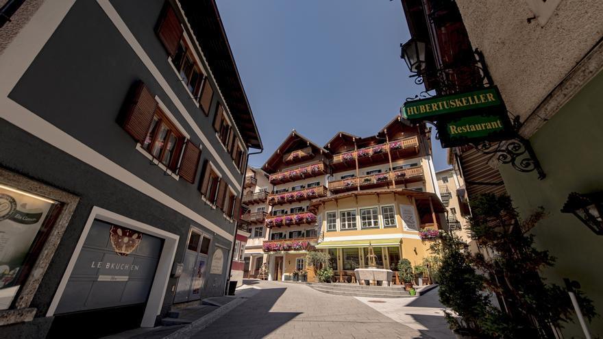 Clases en Austria: presencia sin mascarilla, pero con mucho aire y abrigo