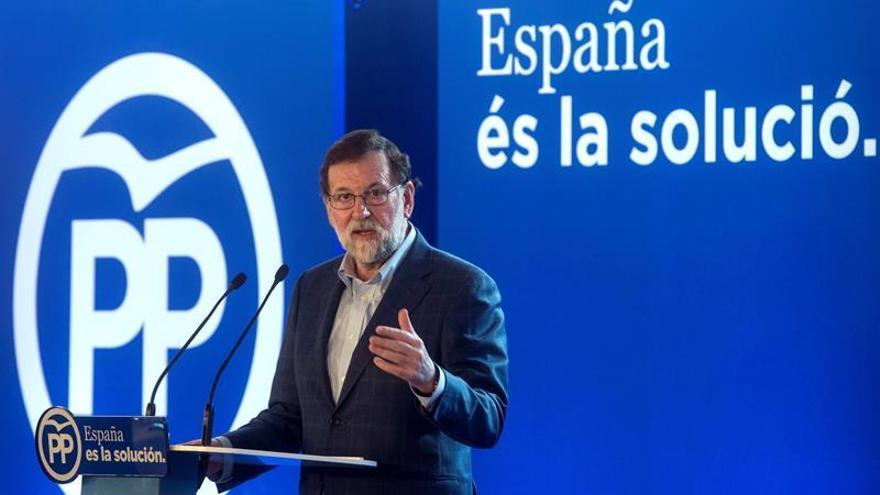 """Rajoy analizará mañana con May las negociaciones UE-R.Unido para el """"brexit"""""""