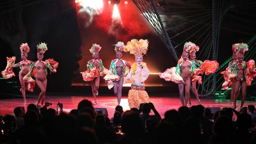 """""""Tropicana"""" regresa en Año Nuevo a EE.UU. con tres presentaciones en Miami"""