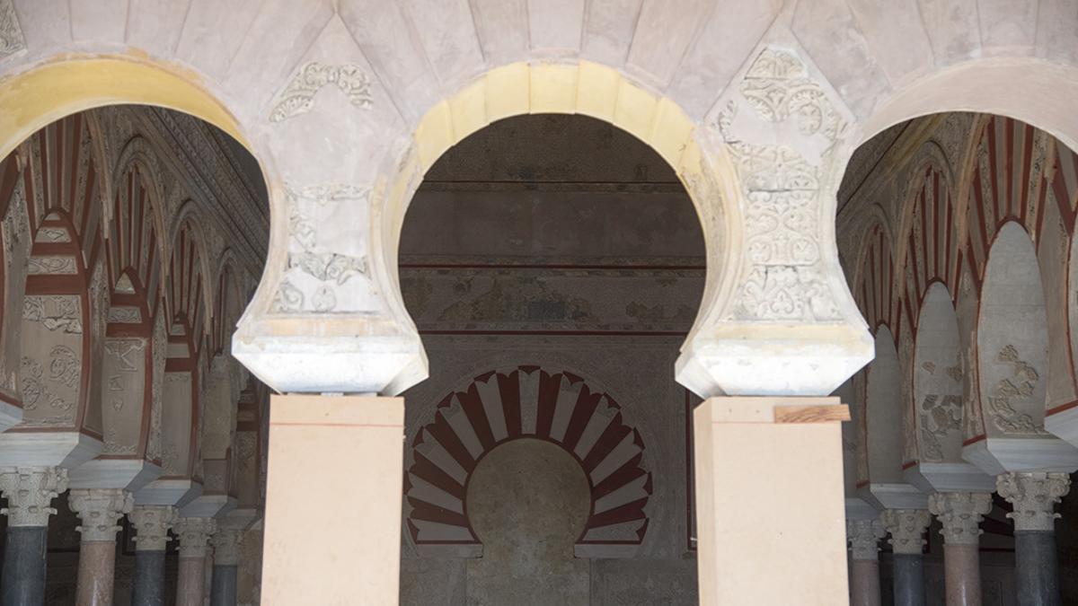 Salón Rico de Medina Azahara