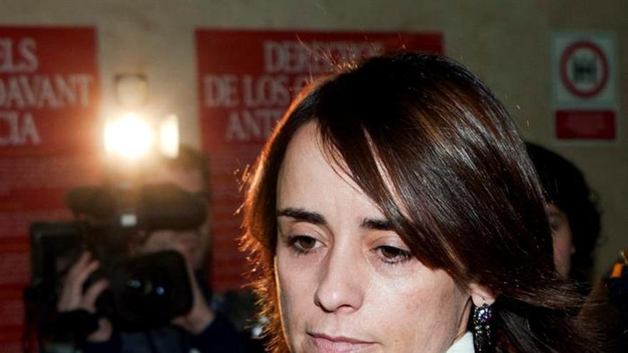 El fiscal pide al Supremo que confirme los 2 años de pena a la exconsellera de Mallorca Julve