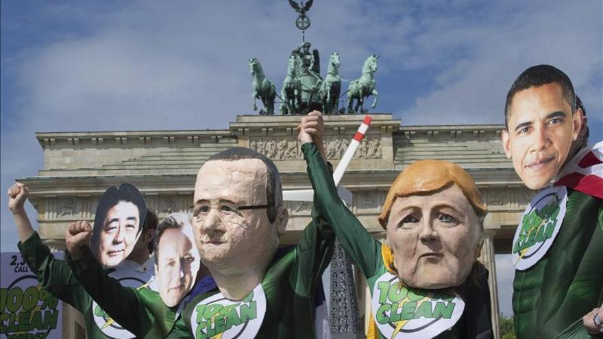 Los cuantiosos costes y las protestas acaparan el debate ante la cumbre de G7