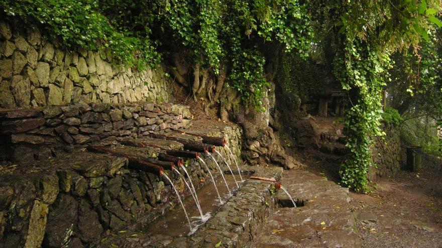Chorros de Epina, Vallehermoso
