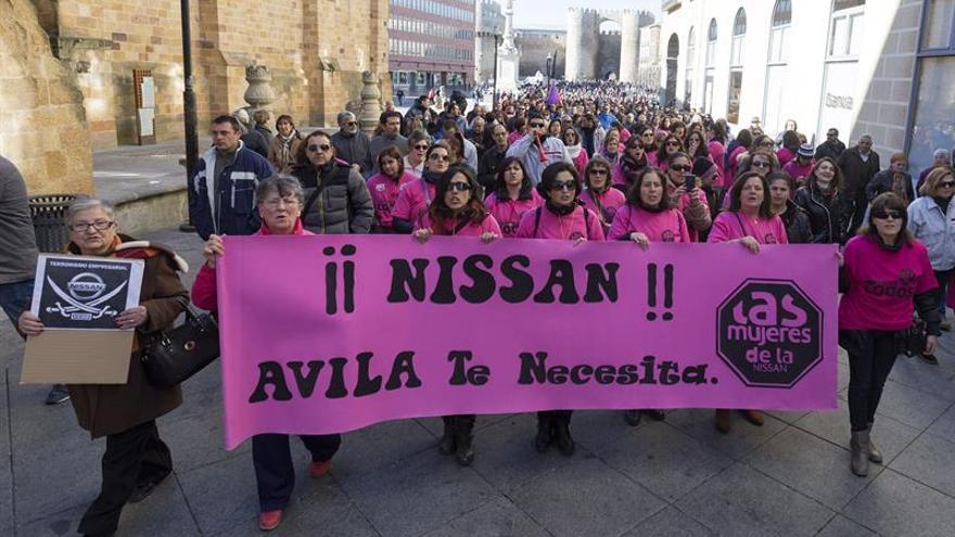 Nissan Ávila convoca huelga los sábados para exigir el cumplimiento del convenio