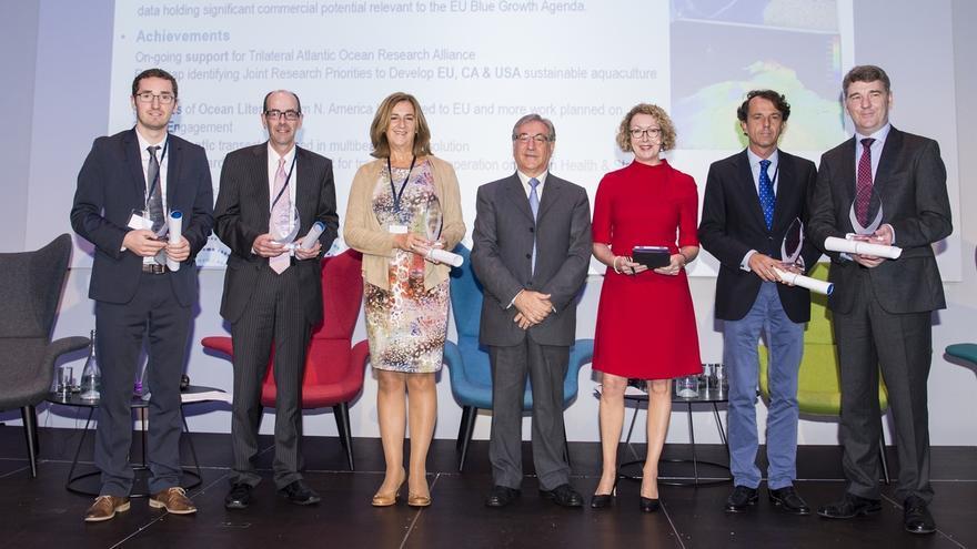 La UE premia a Sodercan por un proyecto de sostenibilidad mediante energías marinas renovables