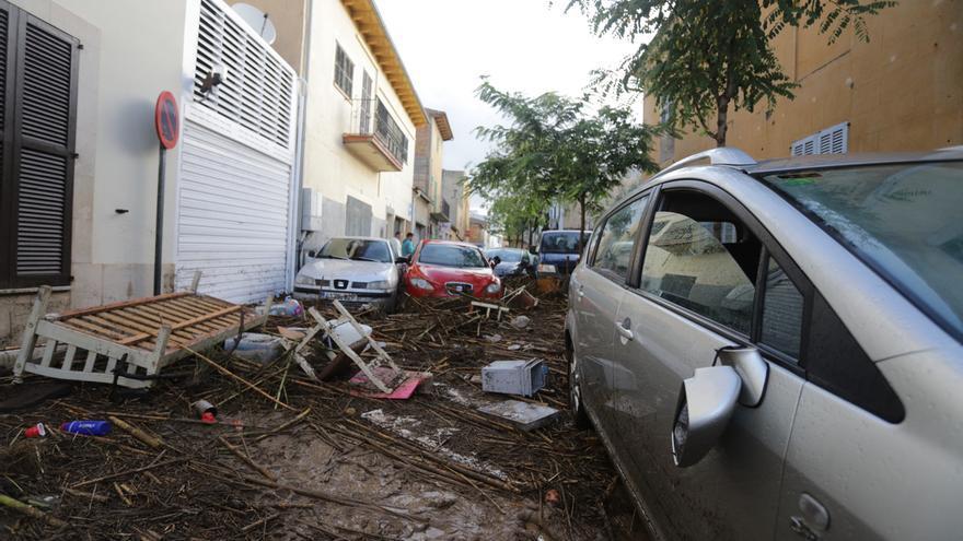 """C-LM traslada el pésame a las familias de las víctimas de las inundaciones de Mallorca y lamenta la """"grave tragedia"""""""