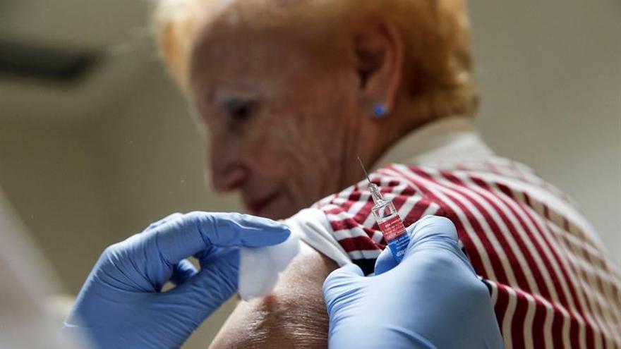 La epidemia de gripe comienza seis semanas antes que la temporada pasada