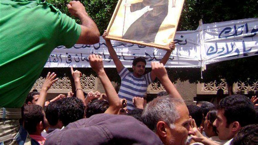 Aumenta a 8 el número de detenidos por atacar a cristianos en Egipto